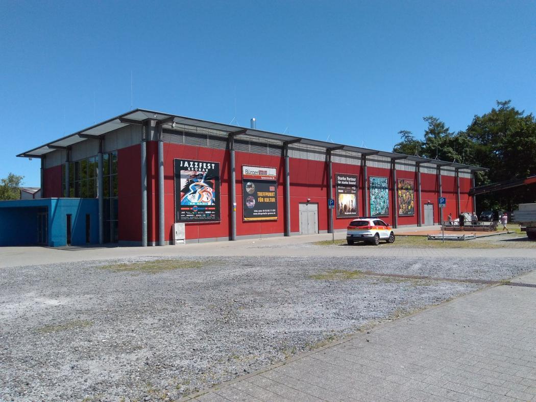 Bürgerhalle